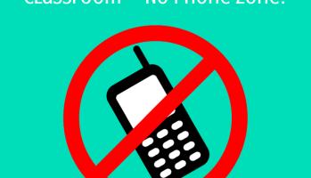 No Phone Zone School