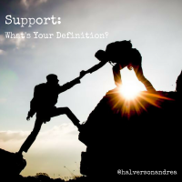 Support: What's Your Definition?