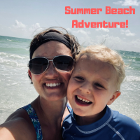 Summer Beach Adventure!